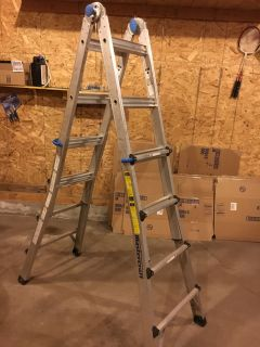 Mastercraft ladder