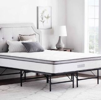 Twin XL Platform Bed - Bruised and Reduced - New!