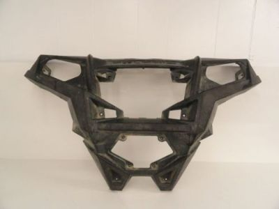 Buy 12 16 Polaris RZR 570 800 900 XP S 4 used Front Bumper Plastic Body 5439173-070 motorcycle in Chippewa Lake, Ohio, United States, for US $75.00