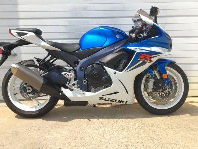 2011 Suzuki GSX-R600 SuperSport Motorcycles Sanford, NC
