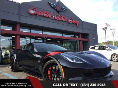 2017 Chevrolet Corvette 2dr Grand Sport Cpe w/2LT (Black)
