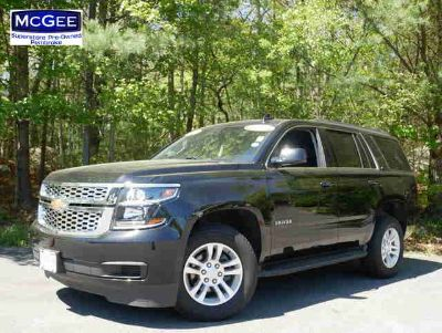 Used 2019 Chevrolet Tahoe 4WD 4dr