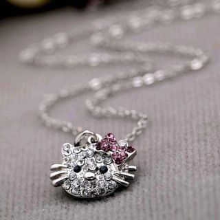 Hello Kitty necklace NEW!