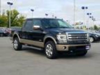 2014 Ford F150 King Ranch
