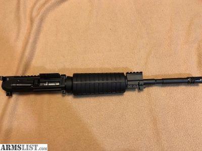For Sale: CMMG AR-15 Evolution 22LR Complete Upper New