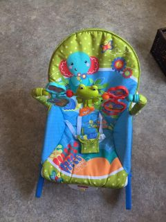 Baby chair in new condition