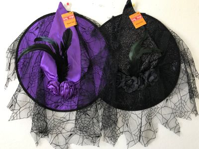 witch hats (new)