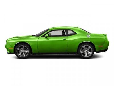 2017 Dodge Challenger SXT (Green Go Clearcoat)