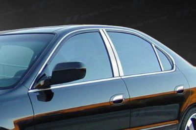 Buy SES Trims TI-P-221 99-03 Acura TL Door Pillar Posts Window Covers Trim 6 Pcs 3M motorcycle in Bowie, Maryland, US, for US $63.70