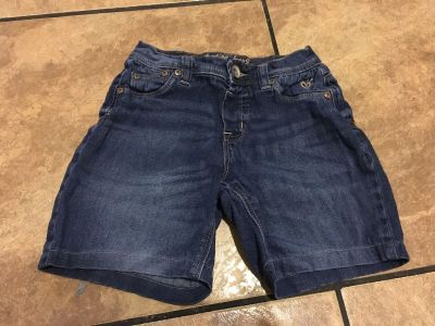 Justice jeans shorts - size 12