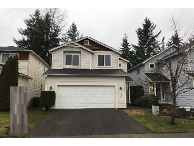 3 Bed 2.5 Bath Preforeclosure Property in Puyallup, WA 98375 - 96th Avenue Ct E
