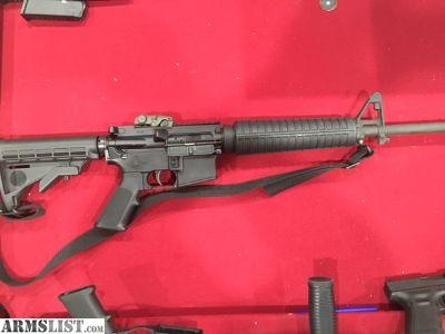 For Sale: Armalite AR15M4