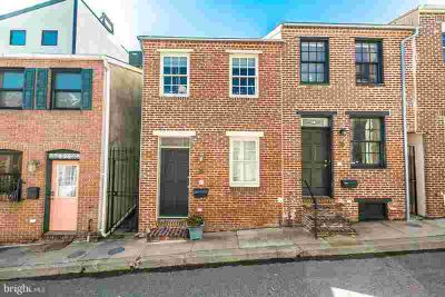 240 S Chapel St Baltimore, Check out this Two BR 1 and