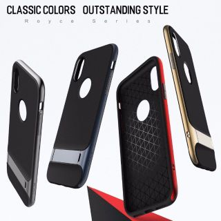 iPhone cover with kickstand
