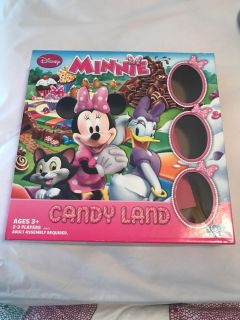 Minnie Mouse Candy Land