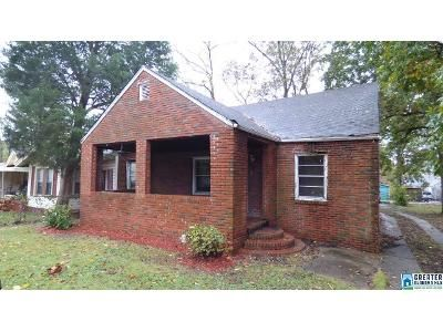 4 Bed 1 Bath Foreclosure Property in Birmingham, AL 35207 - 32nd Ave N