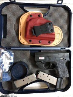 For Sale: Beretta Nano 9MM