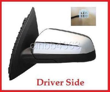 Buy 08 09 PONTIAC G8 DRIVER SIDE POWER DOOR MIRROR, WITH CHROME HOUSING motorcycle in Cincinnati, Ohio, US, for US $55.50