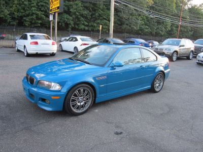 2001 BMW M3 Base (Laguna Seca Blue)