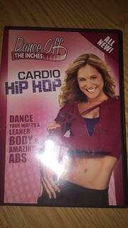 new workout dvds & book