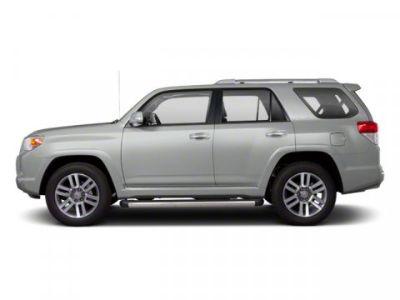 2011 Toyota 4Runner SR5 (Classic Silver Metallic)