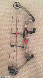 For Sale: PSE Stinger LEFT HAND 60# Ready to Hunt Package