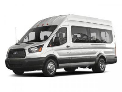 2018 Ford Transit Passenger Wagon T350 (White)