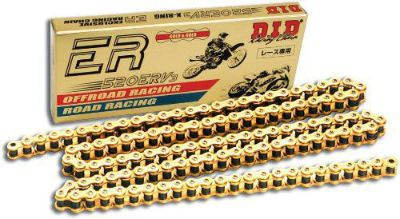 Find D.I.D Hi-Performance Racing Chain Gold 520 MX-120 Link motorcycle in Hinckley, Ohio, United States, for US $117.32