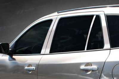 Buy SES Trims TI-P-159 07-11 fits Hyundai Santa Fe Door Pillar Posts Window Covers motorcycle in Bowie, Maryland, US, for US $88.40
