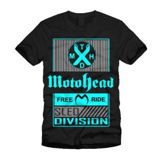 "Purchase Motohead Clothing Co. ""Free Ride Sled Division"" shirt size XXL motorcycle in Spanish Fork, Utah, United States, for US $11.80"