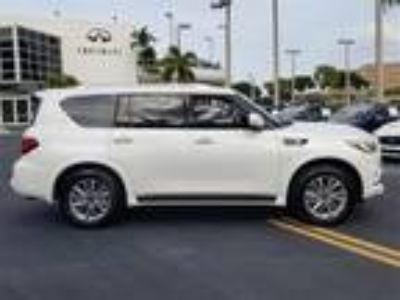 used 2019 Infiniti QX80 for sale.