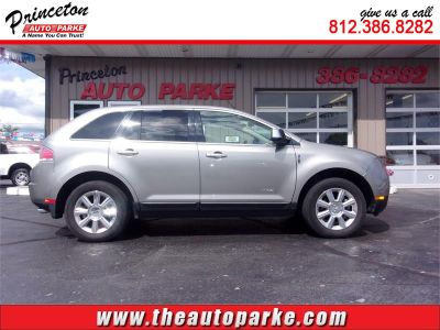 2008 Lincoln MKX Base (GRAY)