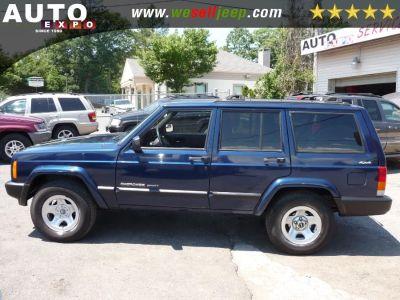 1999 Jeep Cherokee Sport (black)