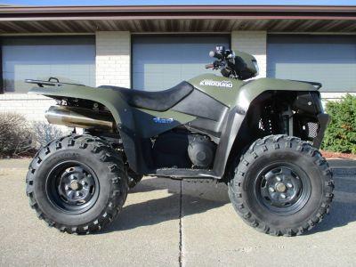 2013 Suzuki Motor of America Inc. KingQuad 750AXi Utility ATVs Winterset, IA