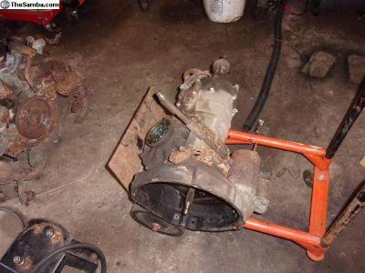 Dual Side Case Trans 3:88 Gears