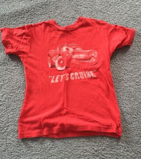 Disney cars size 5/6 shirt $1.00 located in Bethlehem. Cross posted.