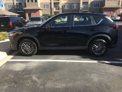 2017 Mazda CX-5 4D SUV AWD Sport (JET BLACK MICA)