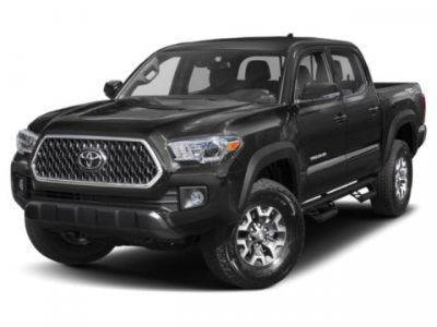 2019 Toyota Tacoma 4WD TRD Off Road (Magnetic Gray)