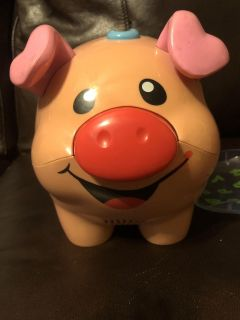 Fisher Price Counting Pig