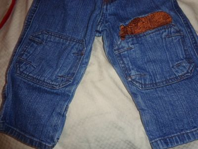 Small child's jeans they are a 18 months