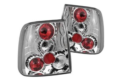 Buy Spyder VWPAT97C Volkswagen Passat Chrome Euro Tail Lights Rear Stop Lamps motorcycle in Rowland Heights, California, US, for US $155.82