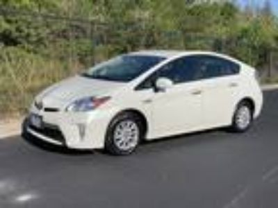 2013 Toyota Prius Plug-In Hybrid Navigation Camera Remote AC Heated Seats 56...