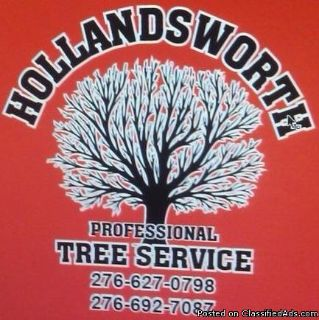 Hollandsworth Professional Tree Service