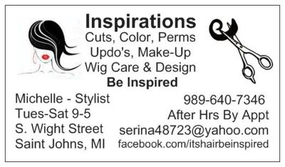 Licensed Stylist. Haircuts $10.00, Upstyles $25.00. Color & Perms $30.00