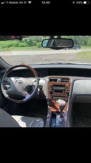 2003 Toyota Avalon XL (White)