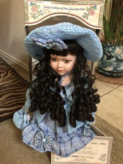 New beautiful the Debbie doll collection $3. Avery Park