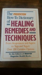 Healing Remedies and Techniques