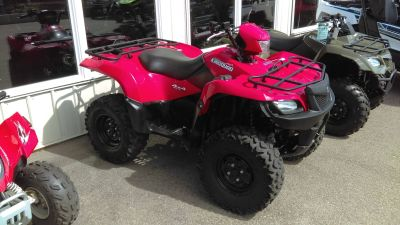 2012 Suzuki KingQuad 750AXi Power Steering Utility ATVs Butte, MT