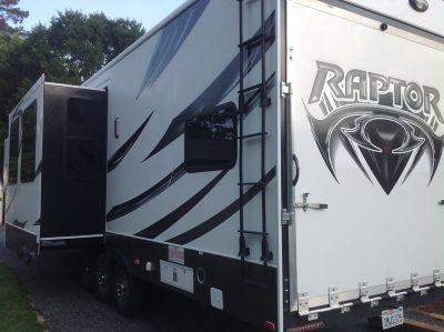 2014 Keystone Raptor 377SE