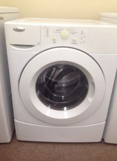 Whirlpool Frontload Washer